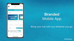 Influitive Branded Mobile App