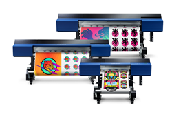 Roland's new SG2 series wide-format printer/cutters make next-generation TrueVIS performance and reliability extremely affordable.
