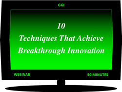 10 Breakthrough Innovation Techniques