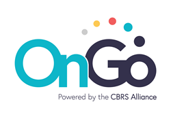 OnGo (Powered by the CBRS Alliance) logo