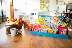 SnackNation now features New Products, Coffee, Fresh Fruit, and Real-Time Insights via The SnackNation App
