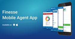 Finesse Mobile Agent App